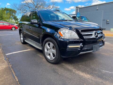 2012 Mercedes-Benz GL-Class for sale at City to City Auto Sales in Richmond VA