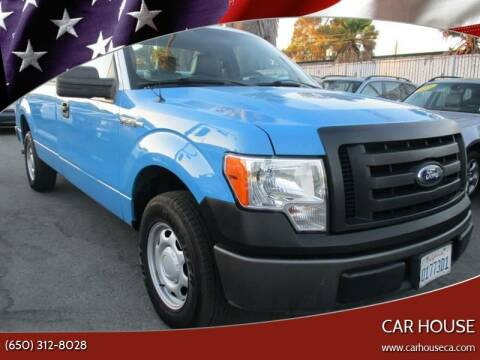2011 Ford F-150 for sale at Car House in San Mateo CA
