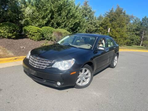 2008 Chrysler Sebring for sale at Aren Auto Group in Sterling VA