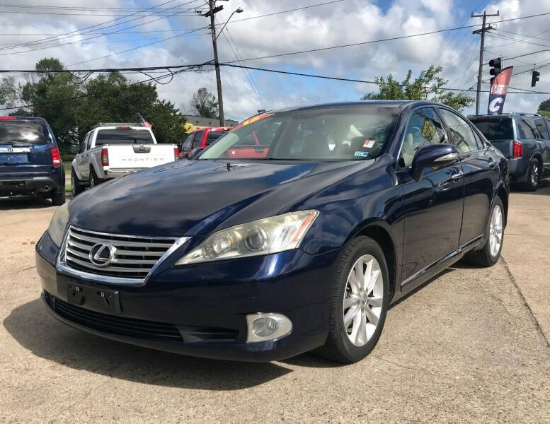 2012 Lexus ES 350 for sale at Steve's Auto Sales in Norfolk VA
