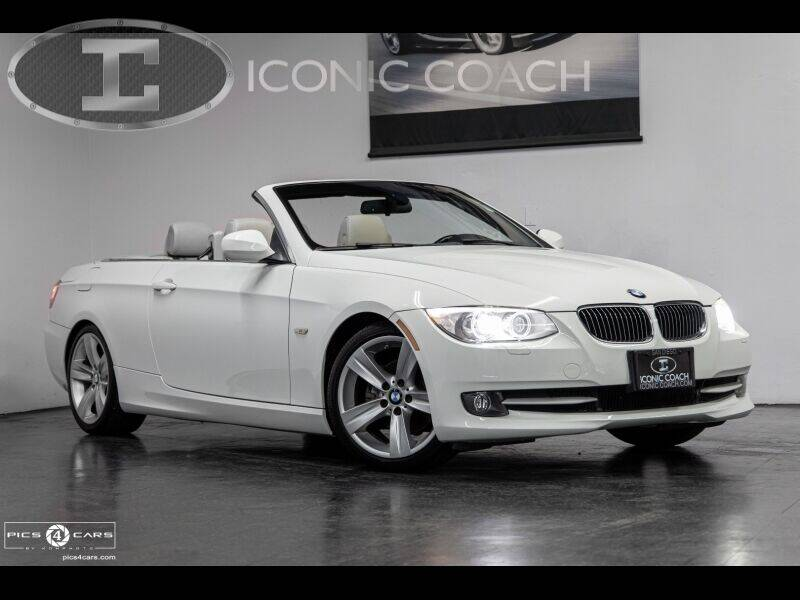 2011 BMW 3 Series for sale at Iconic Coach in San Diego CA