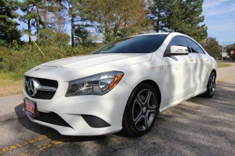 2014 Mercedes-Benz CLA for sale at Oak City Motors in Garner NC