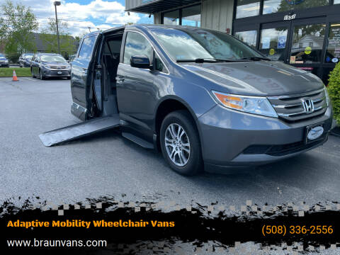 2011 Honda Odyssey for sale at Adaptive Mobility Wheelchair Vans in Seekonk MA
