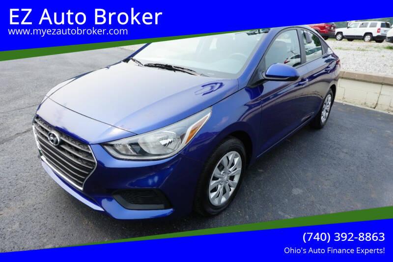 2020 Hyundai Accent for sale at EZ Auto Broker in Mount Vernon OH