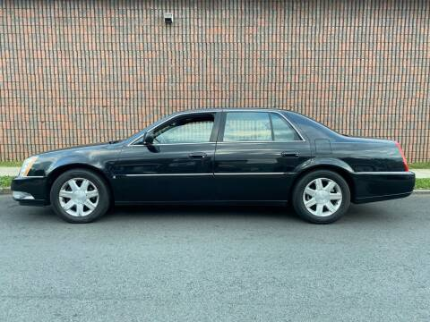 2006 Cadillac DTS for sale at G1 AUTO SALES II in Elizabeth NJ