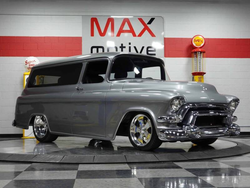 1958 Chevrolet Suburban for sale in Cheswick, PA