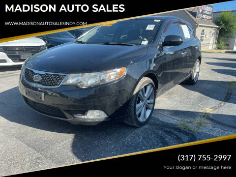 2013 Kia Forte5 for sale at MADISON AUTO SALES in Indianapolis IN