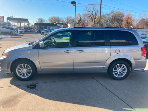 2013 Dodge Grand Caravan for sale at GRC OF KC in Gladstone MO