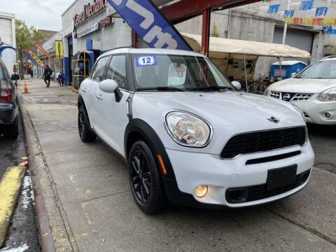 2012 MINI Cooper Countryman for sale at New 3 Way Auto Sales in Bronx NY