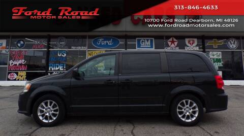 2012 Dodge Grand Caravan for sale at Ford Road Motor Sales in Dearborn MI