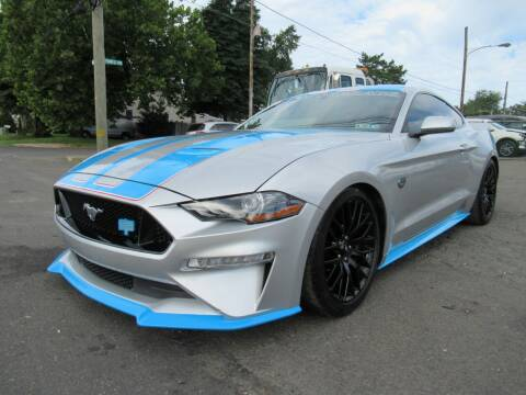 2019 Ford Mustang for sale at PRESTIGE IMPORT AUTO SALES in Morrisville PA