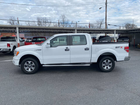 2014 Ford F-150 for sale at Lewis Used Cars in Elizabethton TN