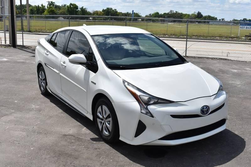2017 Toyota Prius for sale at Mix Autos in Orlando FL
