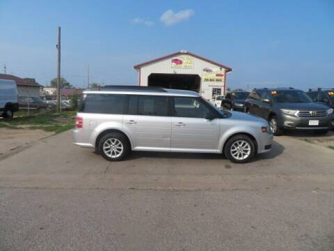 2015 Ford Flex for sale at Jefferson St Motors in Waterloo IA