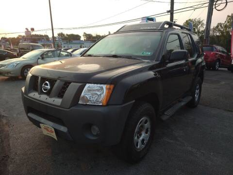 2008 Nissan Xterra for sale at P J McCafferty Inc in Langhorne PA