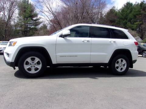 2015 Jeep Grand Cherokee for sale at Mark's Discount Truck & Auto Sales in Londonderry NH