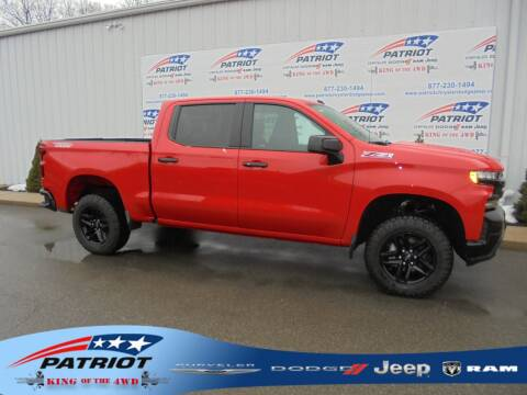 2020 Chevrolet Silverado 1500 for sale at PATRIOT CHRYSLER DODGE JEEP RAM in Oakland MD