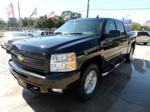 2011 Chevrolet Silverado 1500 for sale at West End Motors Inc in Houston TX