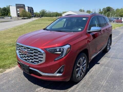 2018 GMC Terrain for sale at Cappellino Cadillac in Williamsville NY