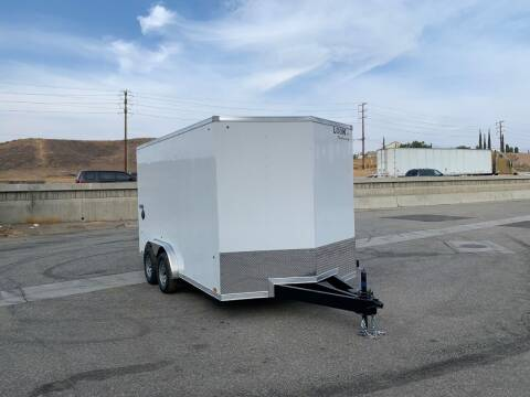 2021 Look Trailers ELEMENT EWLC7.5X14TE2 TANDEM