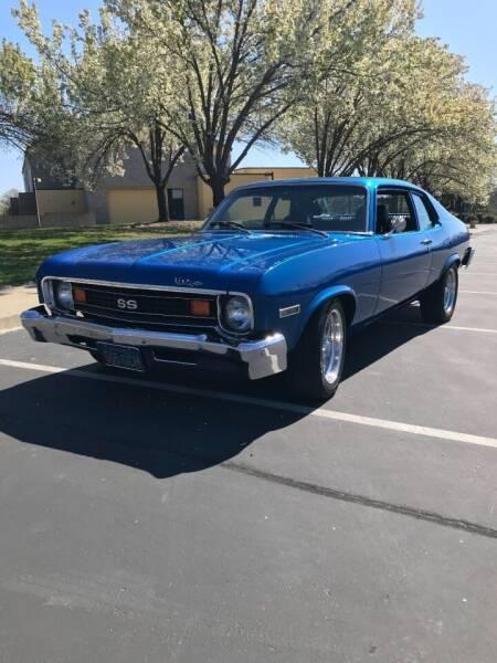 1973 Chevrolet Nova for sale at Steven Pope in Auburn CA