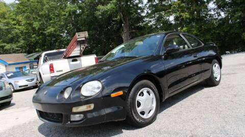 1996 Toyota Celica for sale at NORCROSS MOTORSPORTS in Norcross GA