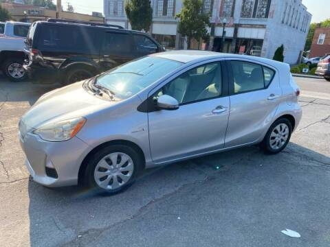 2012 Toyota Prius c for sale at East Main Rides in Marion VA