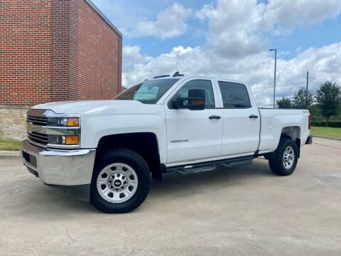 2017 Chevrolet Silverado 2500HD for sale at AUTO DIRECT in Houston TX