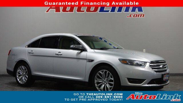 2014 Ford Taurus for sale at The Auto Link Inc. in Bartonville IL