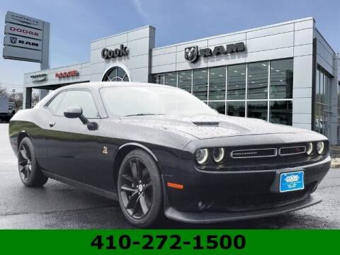 2018 Dodge Challenger for sale at Ron's Automotive in Manchester MD