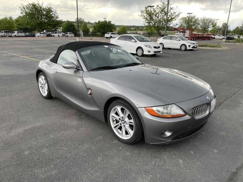 2004 BMW Z4 for sale in Denver, CO