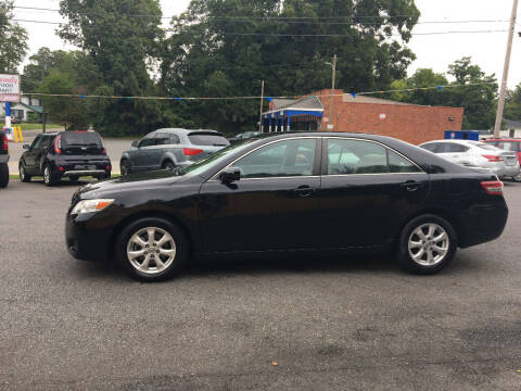 2011 Toyota Camry for sale at Diamond Auto Sales in Lexington NC