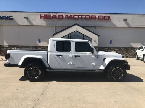 2020 Jeep Gladiator for sale at Head Motor Company - Head Indian Motorcycle in Columbia MO