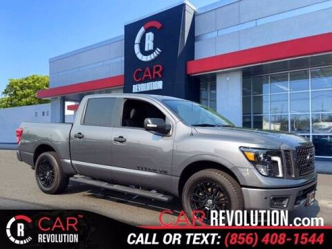 2019 Nissan Titan for sale at Car Revolution in Maple Shade NJ