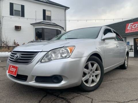 2008 Toyota Avalon for sale at Easy Autoworks & Sales in Whitman MA