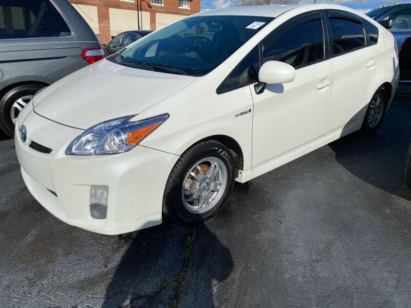2011 Toyota Prius for sale at All American Autos in Kingsport TN