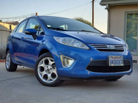 2011 Ford Fiesta for sale at Gold Coast Motors in Lemon Grove CA