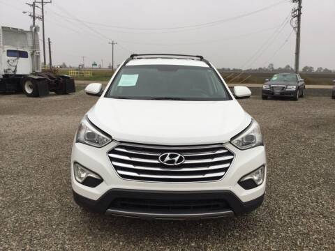2014 Hyundai Santa Fe for sale at Drive in Leachville AR