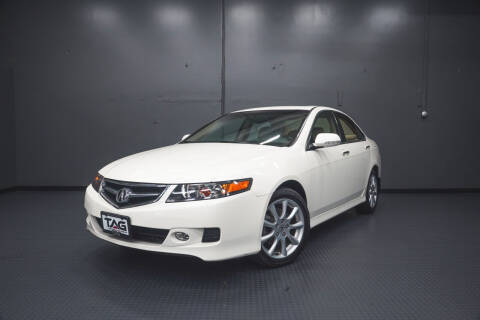 2006 Acura TSX for sale at TOPLINE AUTO GROUP in Kent WA