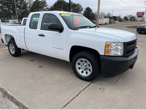 2013 Chevrolet Silverado 1500 for sale at Foust Fleet Leasing in Topeka KS