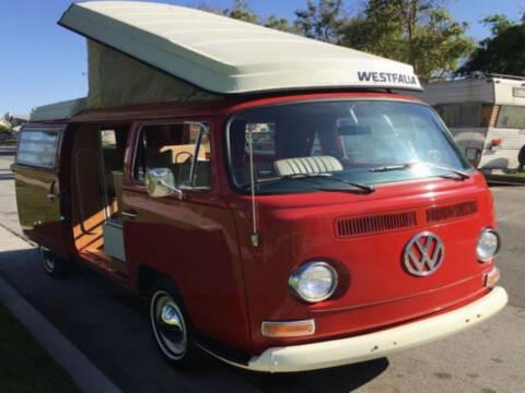 1969 Volkswagen Vanagon for sale at Hines Auto Sales in Marlette MI