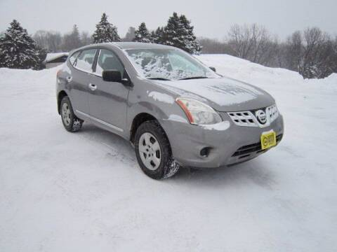 2013 Nissan Rogue for sale at Virtue Motors in Darlington WI