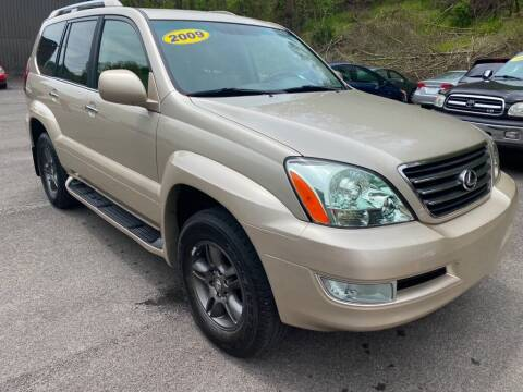2009 Lexus GX 470 for sale at Worldwide Auto Group LLC in Monroeville PA