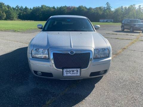 2009 Chrysler 300 for sale at DOW'S AUTO SALES in Palmyra ME
