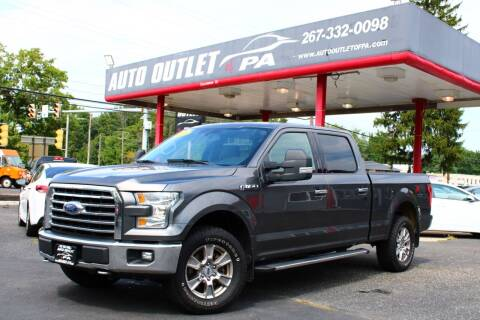 2016 Ford F-150 for sale at Deals N Wheels 306 in Burlington NJ