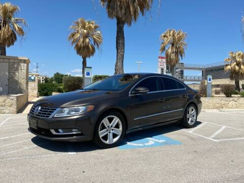 2013 Volkswagen CC for sale at Motorcars Group Management - Bud Johnson Motor Co in San Antonio TX