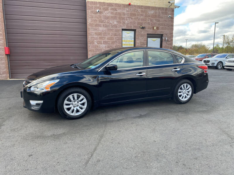 2014 Nissan Altima for sale at CarNu  Sales in Warminster PA