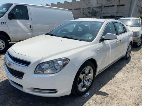 2008 Chevrolet Malibu for sale at Philadelphia Public Auto Auction in Philadelphia PA