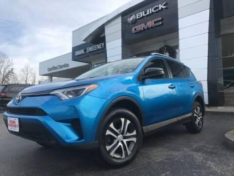 2016 Toyota RAV4 for sale at Mark Sweeney Buick GMC in Cincinnati OH