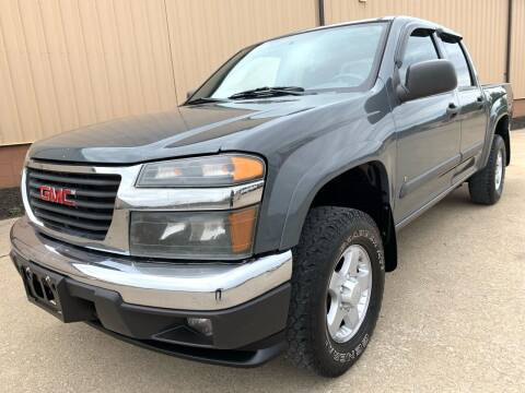 2008 GMC Canyon for sale at Prime Auto Sales in Uniontown OH
